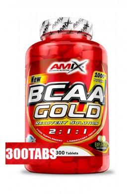 AMIX BCAA Gold 300 tabs