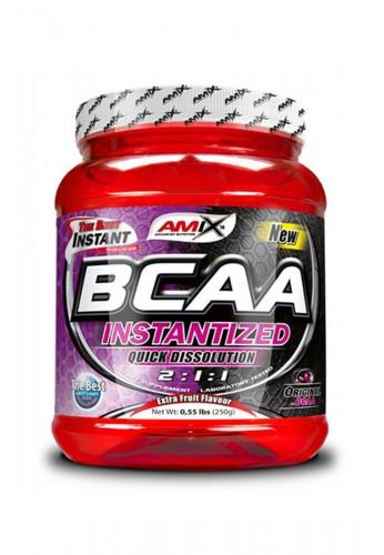 AMIX BCAA Instantized Powder 2:1:1 50 serv