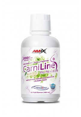 AMIX CarniLine Pro Fitness 2000 liquid 480 ml
