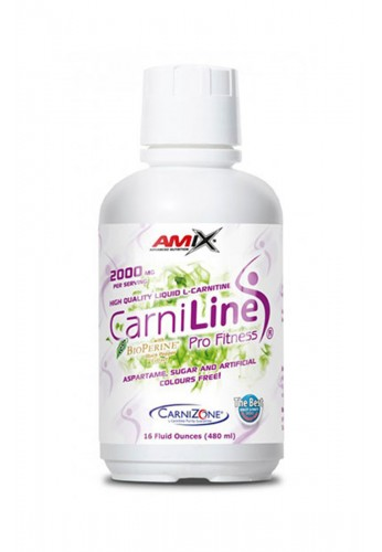 AMIX CarniLine Pro Fitness 2000 liquid 480 ml