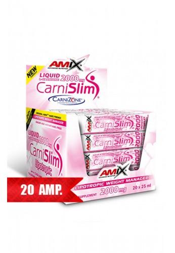 AMIX CarniSlim Lipotropic 25ml 1 amp