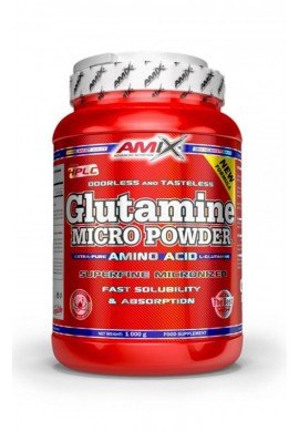 AMIX L-Glutamine Powder 1000gr