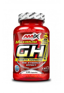AMIX Maximum GH Stimulant 120 caps