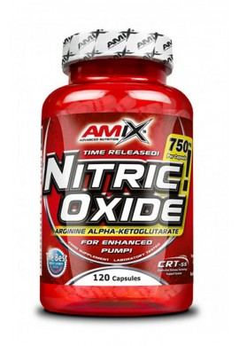 AMIX Nitric Oxide 750mg 120 caps