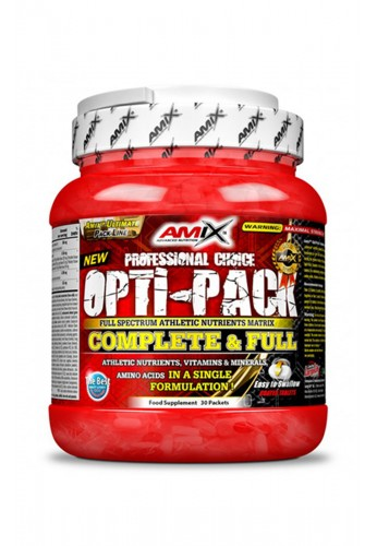AMIX Opti Pack Complete & Full 30 packs