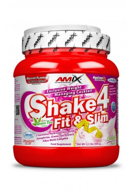 AMIX Shake 4 Fit & Slim 500gr