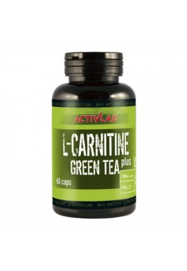 ACTIVLAB L–Carnitine Green Tea Plus 60 caps