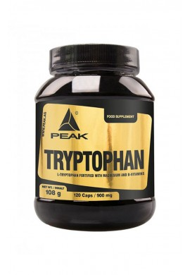 PEAK TRYPTOPHAN 120caps.