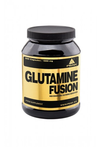 PEAK GLUTAMIN FUSION 200caps