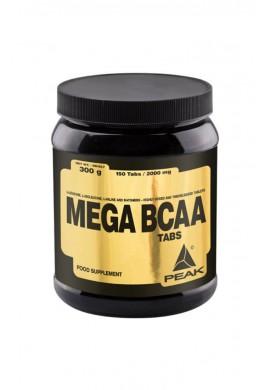 PEAK MEGA-BCAA 5000 150tabs.X2000mg.