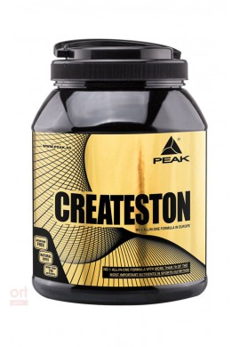 PEAK Createston 1600gr. + 48 caps.