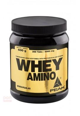 PEAK Whey-Amino 300tabs.