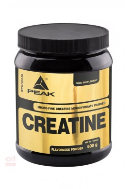 PEAK Creatine Powder 500gr.