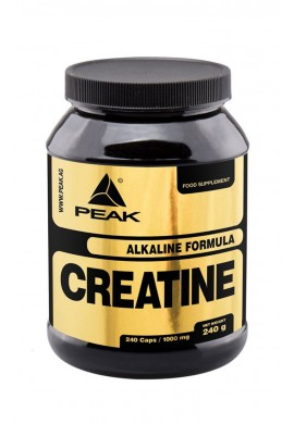 PEAK Alkalynе-Creatinе 1000 mg 240 caps