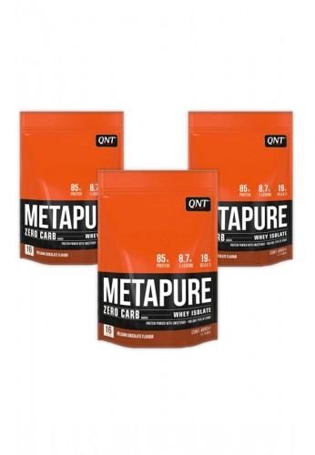 QNT 2xMetapure Zero Carb 480g + 1 FREE