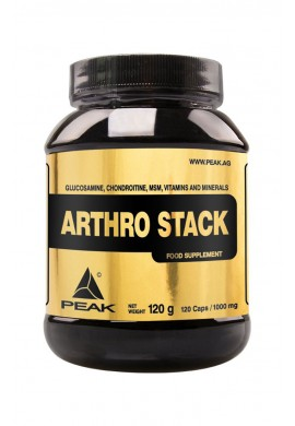 PEAK Arthro Stack 120 caps