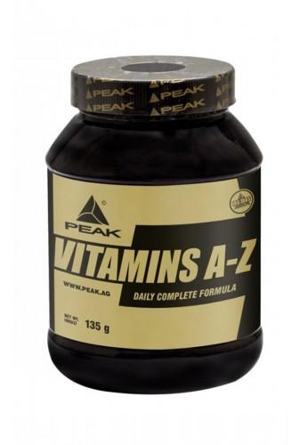 PEAK Vitamins A-Z 240tabs.