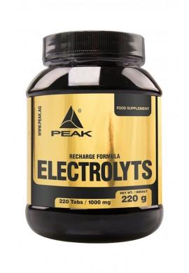 PEAK Electrolyts 220tabs.