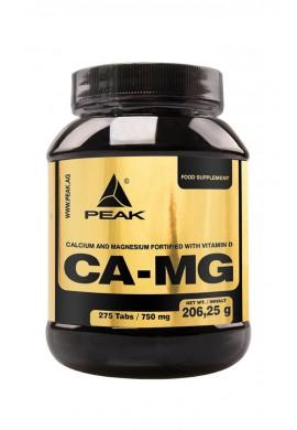 PEAK Ca/Mg 750 mg 275 tabs