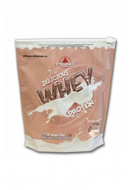 PEAK Whey Muscle Delicious 1000 gr
