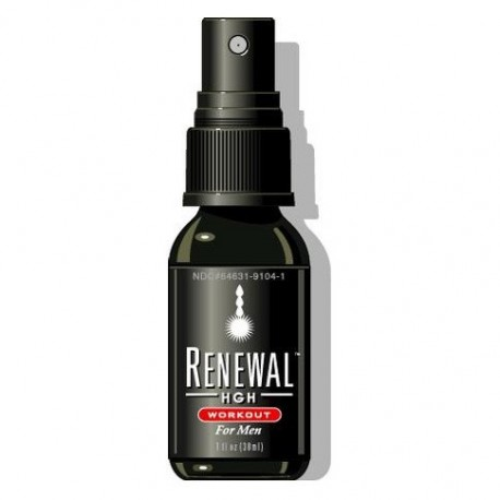 Always Young Renewal HGH Workout spray 1 fl.oz