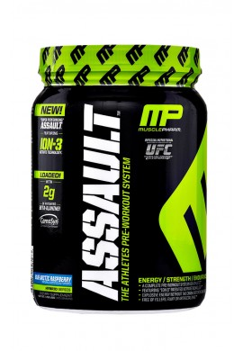 MusclePharm Assault 50 serv