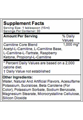 MusclePharm Carnitine Core Liquid 453 ml