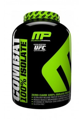 MusclePharm - Combat 100% Isolate - 2268g.