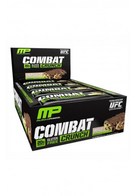 MusclePharm - Combat Crunch Bar - 63g.