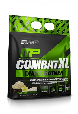 MusclePharm Combat XL MASS Gainer 12 lb