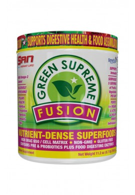 SAN - Green Supreme Fusion 316,5gr