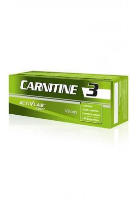 ACTIVLAB CARNITINE 3 120caps.