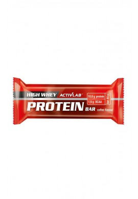 ACTIVLAB HIGH WHEY PROTEIN BAR - кутия 24бр.