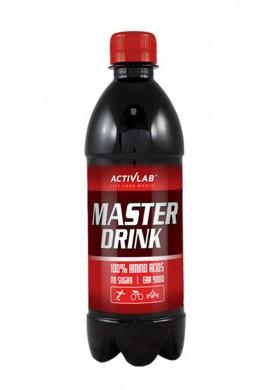 ACTIVLAB MASTER DRINK BOTTLE - стек 12бр. x500ml.