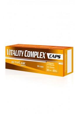ACTIVLAB VITALITY COMPLEX 60caps.