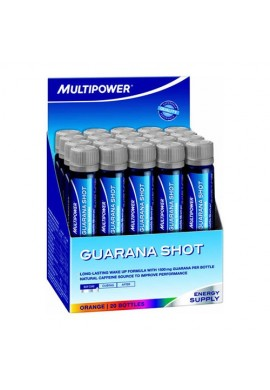 MULTIPOWER GUARANA Shot 20ampoules