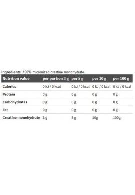 OLIMP Creatine Monohydrate 550gr