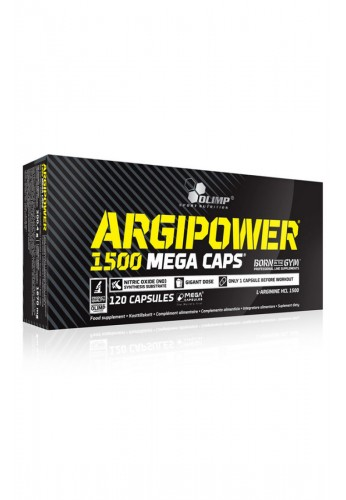 Olimp Argi Power Mega Caps 1500 mg 120 caps