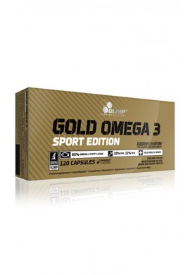 OLIMP Omega 3 Gold SPORT EDITION 120caps.