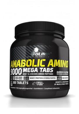 Olimp Anabolic Amino 9000 Mega Caps 300 tabs