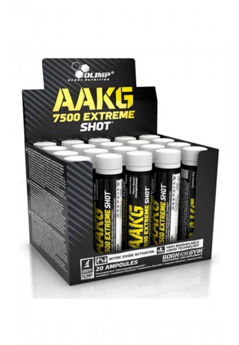 Olimp AAKG 7500 Extreme Shot 25 ml 20 amp