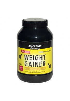 Multipower Maximum Weight Gainer Plus 2500gr.