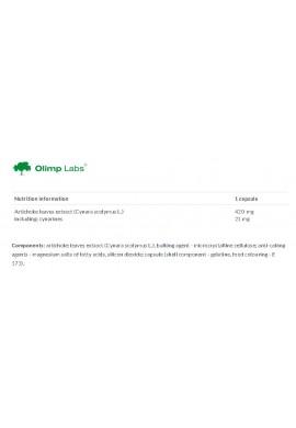 OLIMP Artichoke Premium 30caps.