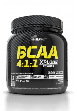 OLIMP BCAA 4:1:1 Xplode Powder 500g.