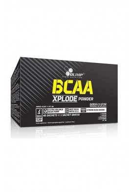 OLIMP BCAA Xplode Powder Sachets 40pcs.