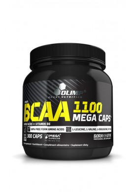 OLIMP BCAA Mega Caps 1100 300caps.