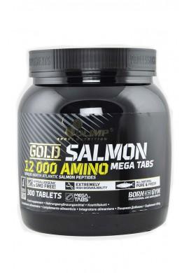 OLIMP Gold Salmon 12000 Amino Mega Tabs 300tabs.
