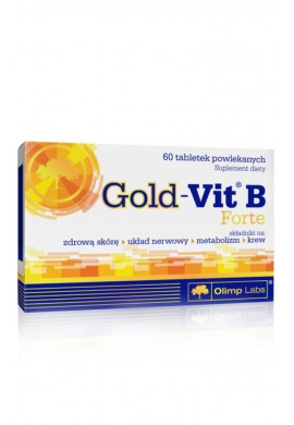 OLIMP Gold Vit B forte 60caps.