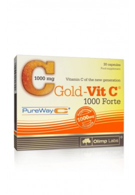 OLIMP Gold Vit C 1000 Forte 30caps.