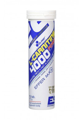 OLIMP Endurance L-Carnitine 4000 Power Effervescent